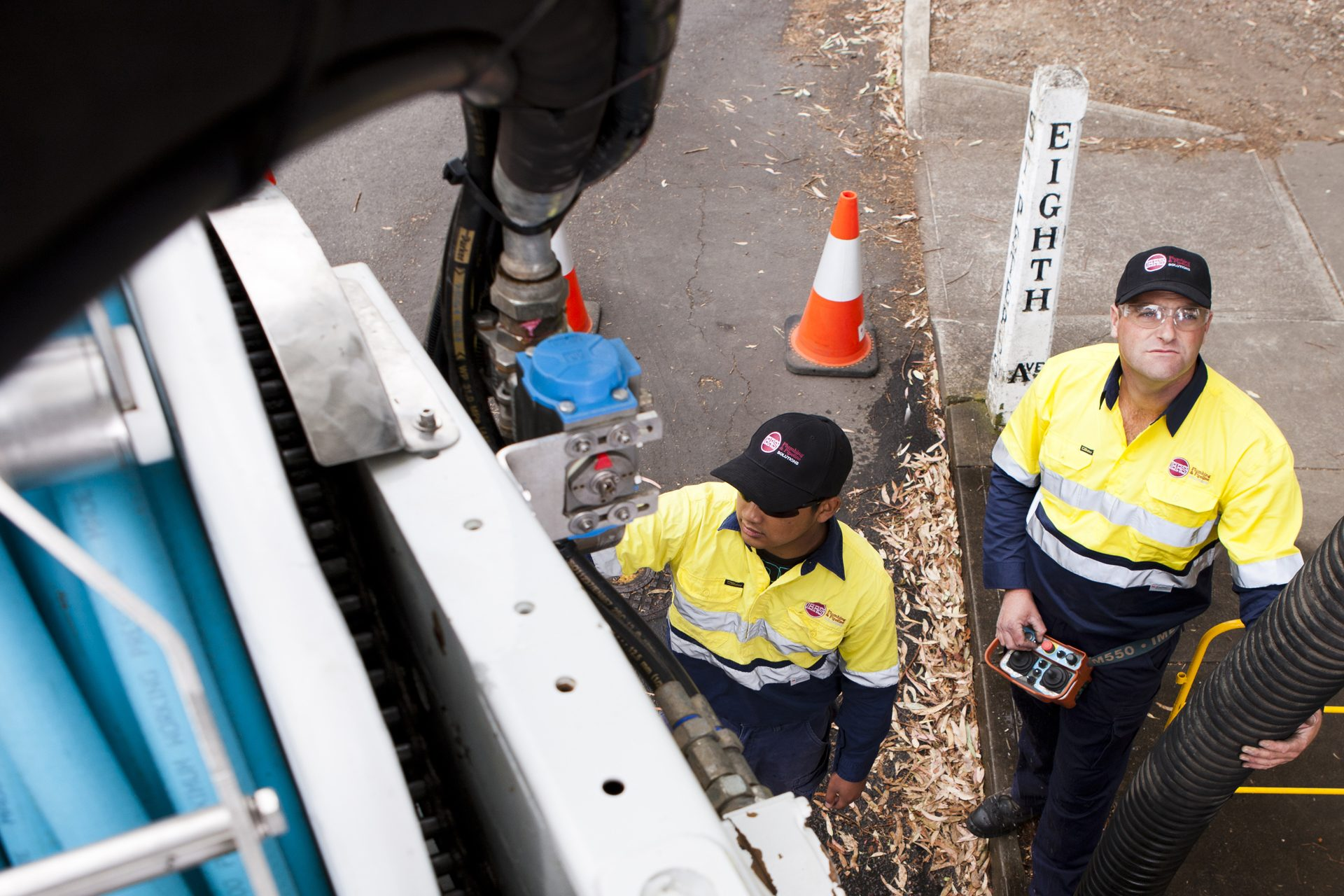 Adelaide Pipeline Services