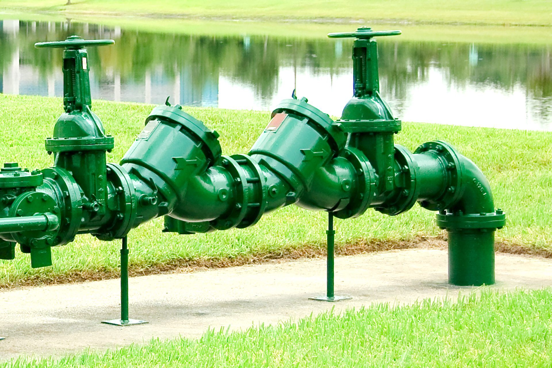 Backflow prevention